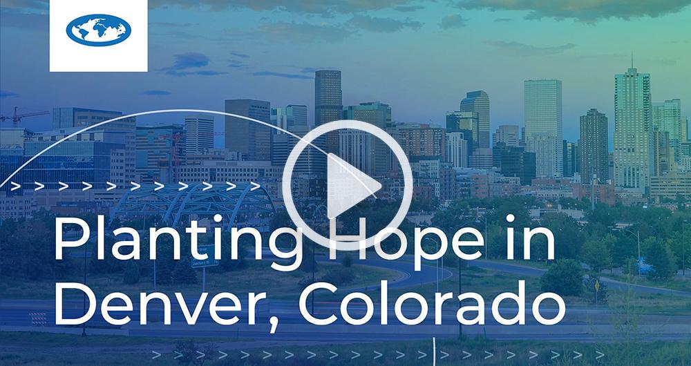 Planting Hope in Denver, Colorado