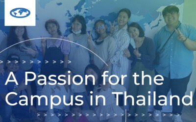 A Passion for the Campus in Thailand