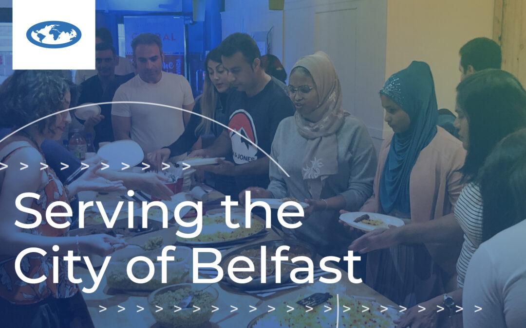 Serving the City of Belfast