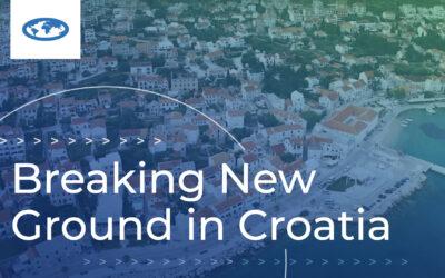 Breaking New Ground in Croatia