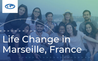 Life Change in Marseille, France