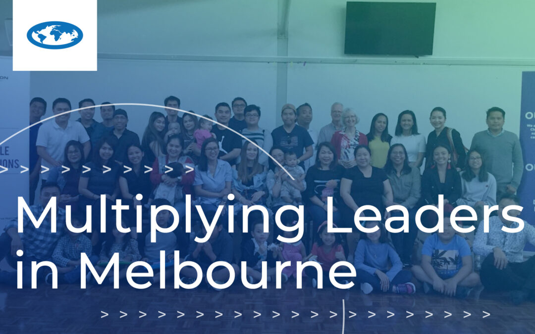 Multiplying Leaders in Melbourne