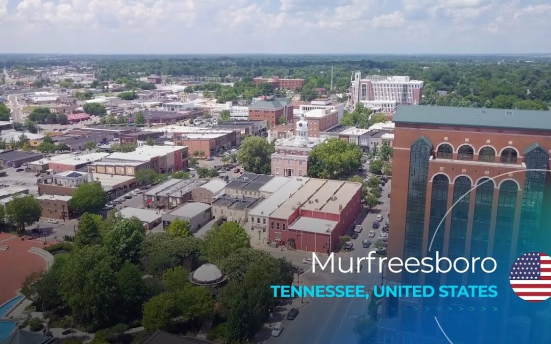 24 Hour Trip to Middle Tennessee State University